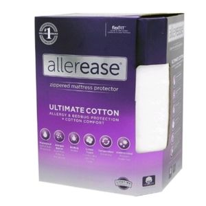 Ultimate Cotton Zippered Mattress Protector